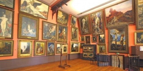 Museo Nazionale Gustave Moreau