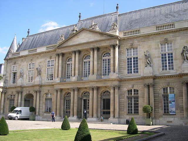 Musei Nazionali Parigi