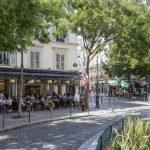 Piazza de Batignolles
