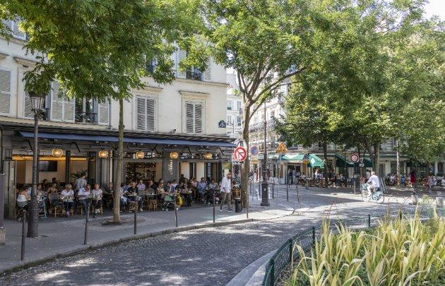 Piazza de Batignolles 2
