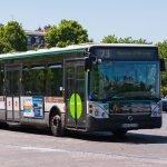 Autobus a Parigi
