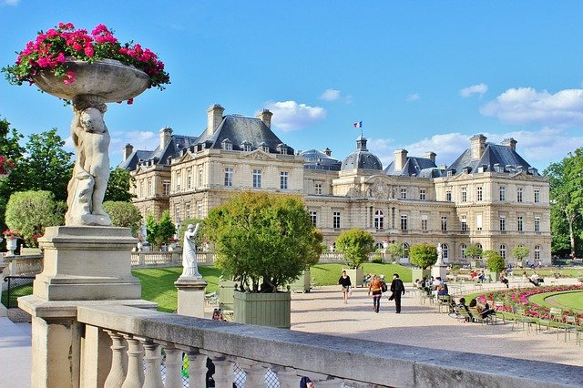 Giardini del Lussemburgo
