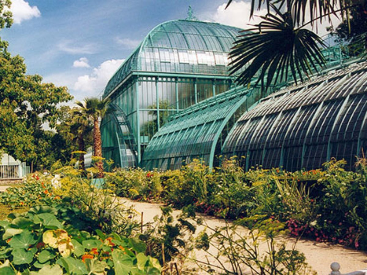 Giardino delle serre d'Auteuil