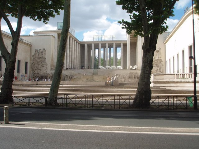 Museo d'Arte Moderna di Parigi