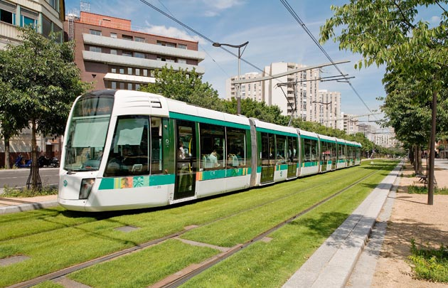 Tram Parigi