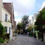 Avenue Junot e Villa Leandre