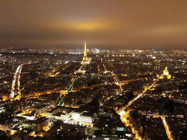 Panorama Tour Montparnasse
