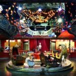Pavillons De Bercy - Museo Del Luna Park