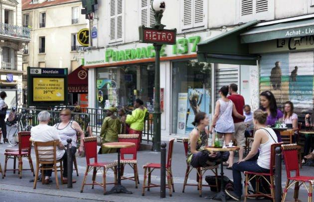 Quartiere Giordano Parigi