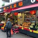 Chinatown Paris