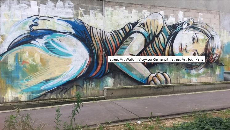 Street Art by c215 in Vitry-sur-Seine