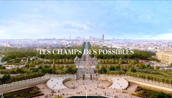 Champs Elysees Giardini