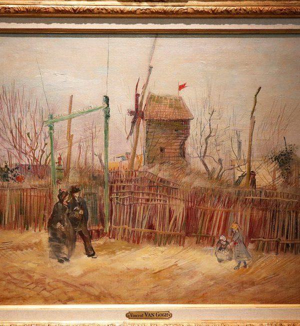 Il dipinto parigino di Van Gogh viene esposto al pubblico per la prima volta 4
